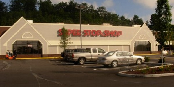 Commercial Construction - Danbury CT - Stop & Shop - 1