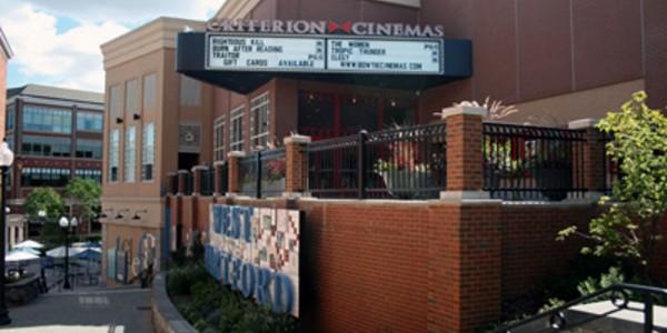 Commercial Construction - West Hartford CT - Cinema - 1