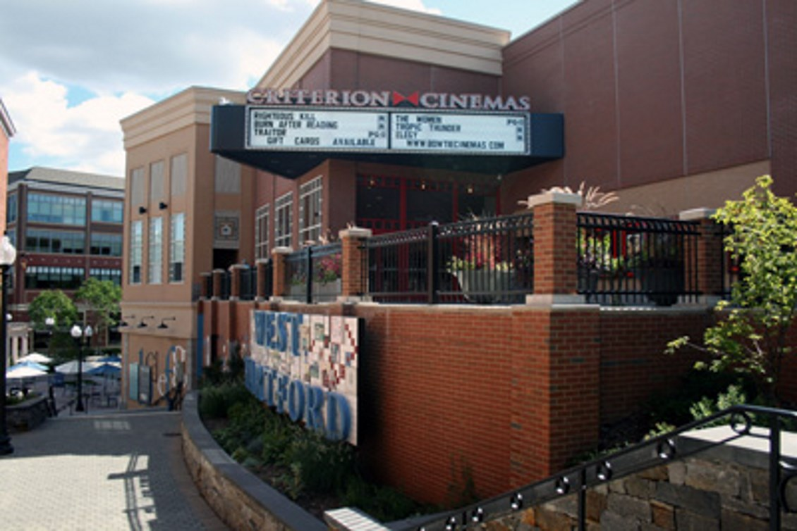 Commercial Construction - West Hartford CT - Cinema - 1